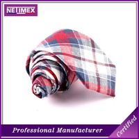 Wholesale Neckties Cheap Skinny Cotton Ties