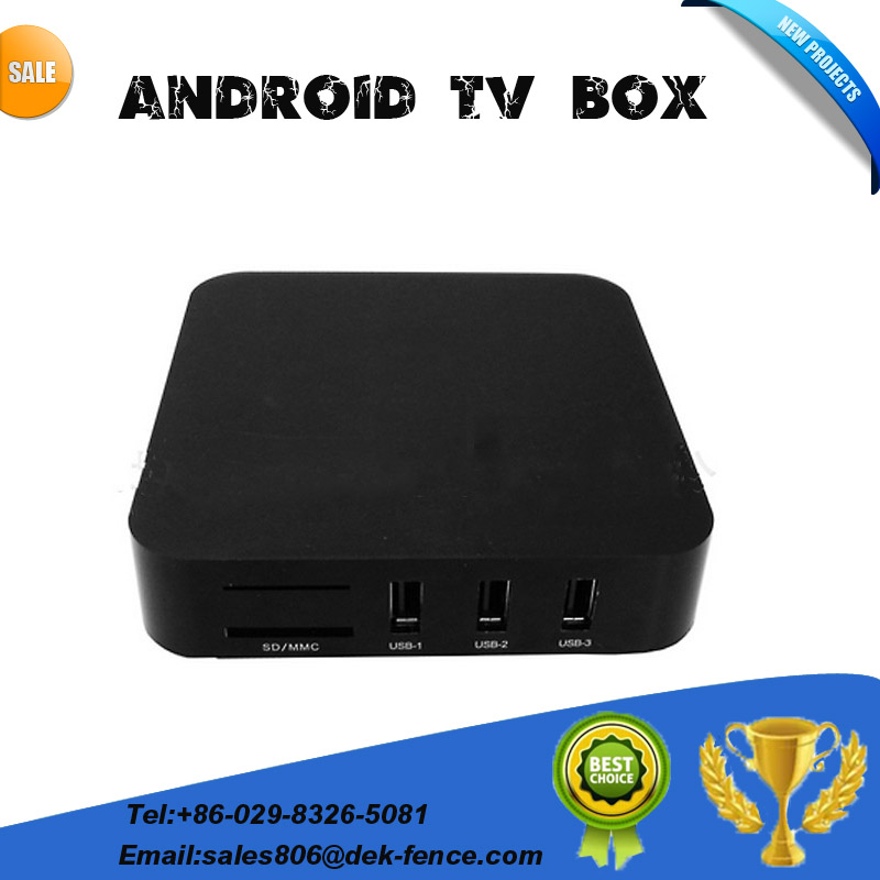 quad core google android 5.0 ott amlogic s805 firmware android tv box