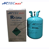 Refrigerant Gas R134a With 99.9% Purity 13.6kg/cylinder 30lb With DOT Certificate