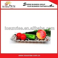 Various Shape n Style Fruit Tray Showpiece For Decoration
