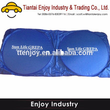 Front windshield Shades, Car sunshade with logo