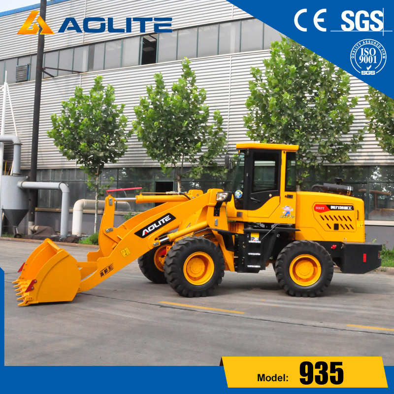 china small tractor with front end loader 935B for hot sale