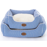 2016 Hot sale square shape dog bed,pet furniture ,stylish pet bed