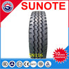 sunote brand truck tires bus tires 10.00r20 315/80r22.5