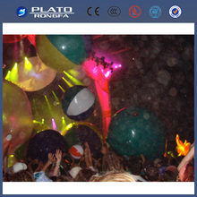 Inflatable LED crowd ball/ Zygotes Interactive Balls /party balloon