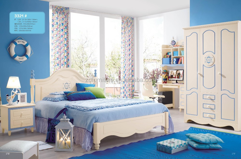 Kids Bedroom 2015 2015 hot sale boys single bed new design children bed cheap kids