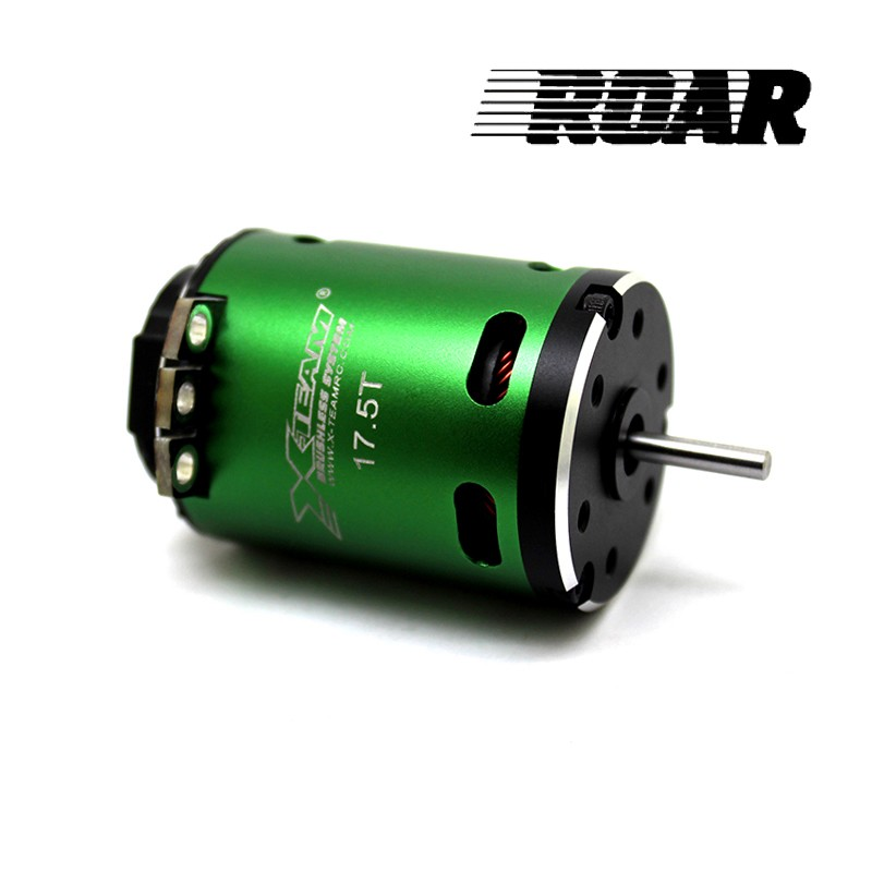 XTI-540 2poles 1/10 Scale RC Car Sensored Inrunner Brushless Rc Motor ,540 Brushless Motor