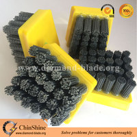 Enhanced frankfurt silicon carbide marble and granite polishing brush with good price