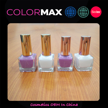 Matte Liquid Water Base Peel Off OEM Nail Polish Factory Supply