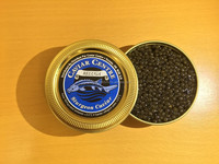 Beluga Caviar (Sturgeon Caviar) Rarest Caviar in the World