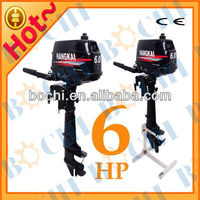 6Hp Marine Outboard Motor for Hangkai