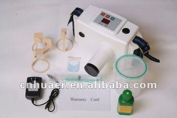 Portable Wireless Medical dental x ray equipment product with CE certificate