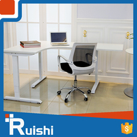 Adjustable Height Office Furniture Modern Fashion Design 3-Leg Folding Study Table For Kids