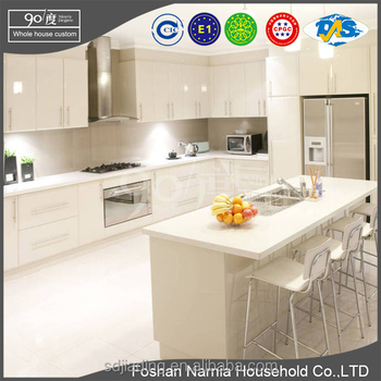 foshan Narnia 16 years' bar home almirah designs kitchen