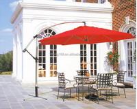 Solar/patio umbrella with led light
