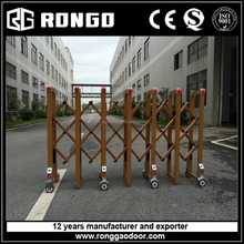 used road barriers gate design
