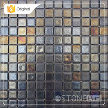 High Quality Cheap Sale Wholesale Brazil Stainless Steel Mix Glass Mosaic Tile