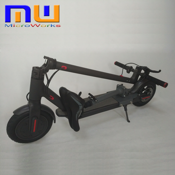 new style 350w 2 wheel standing li-ion battery kick kids electric scooter
