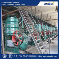 Supply vegetable cooking sunflower seed oil extracting machine, palm oil seeds crushing mills seeds oil processing plant
