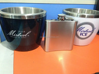 Factory Hot Sale Stainless Steel Ice bucket