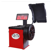 cheap strong structure wheel balancer used for the tire weight testing