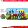 Bug theme palm shape outdoor equipment for children