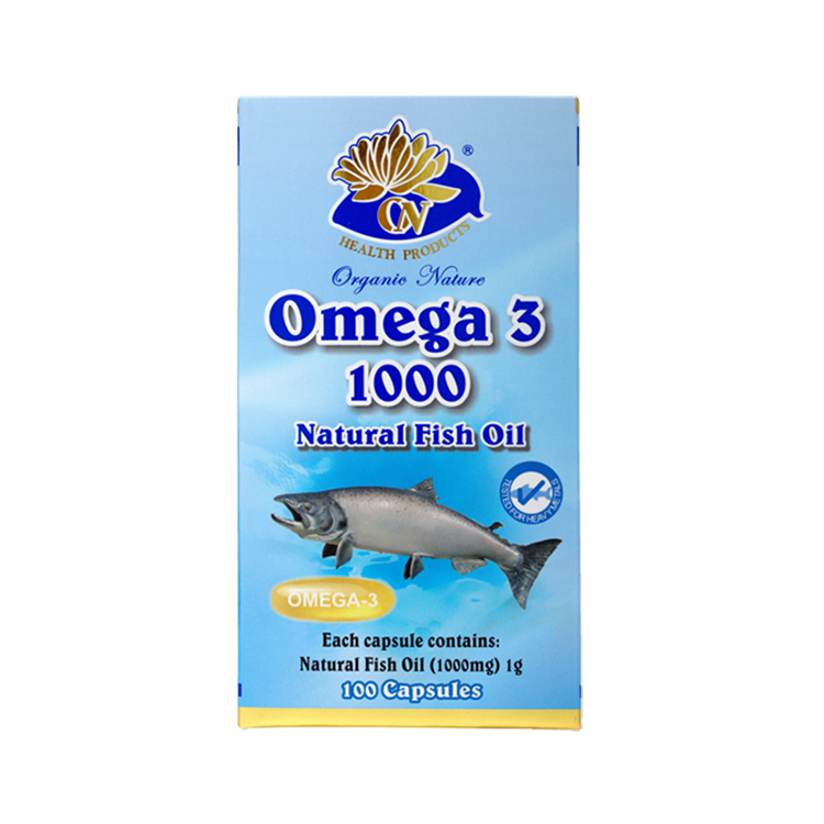 New products 2017 fish oil capsule