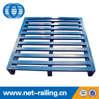 Q235 china manufacturer racking systems packing steel pallet HML