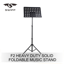 Standard Folding music stand metal music holder sheet music stand for wholesale
