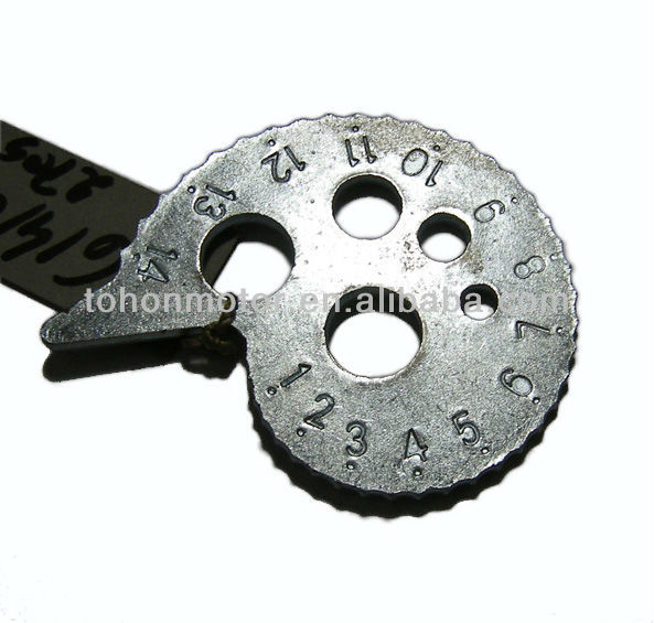 Chain Adjuster for motorbike, X3 200