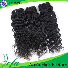 Hot selling high quality african american human hair extensions