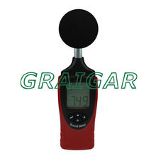 Digital Sound Level Meter Noise Tester Decibel Pressure 40-120dB ST8080 , 31.5-8KHZ