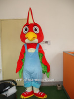 cute adult cute cartoon big red chicken plush costume