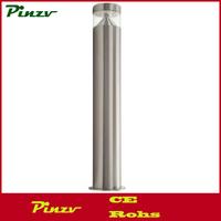 Modern LED Bollard Garden Lamp Post Stainless Steel Outdoor Cool White Lights