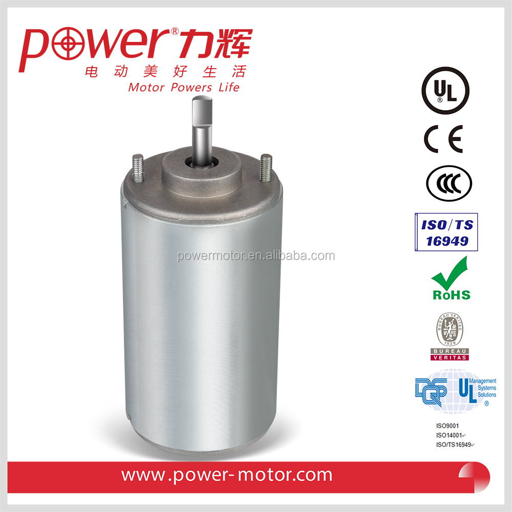 12V DC Electric High torque Motor PT34412-8101