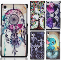 Painting Cover Case For Sony Xperia Z1 L39H Case Original Perfect Design Back Cover