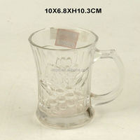 Promotional CocaCola Branded Glass Tumbler
