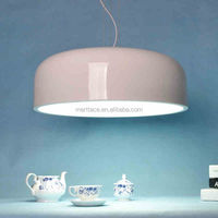 Flos big hanging lamp shade kit for Smithfield