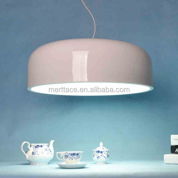 Modern big hanging lamp shade kit for Smithfield