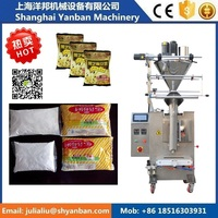 2016 hot sale goat milk powder packaging machine with CE from shanghai