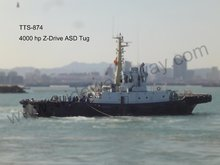 TTS-874: 4000HP Z Drive Tug Boat for sale