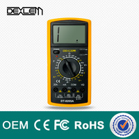 DELE digital multimeter manual DT9205a