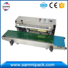 China-made top grade plastic bag sealing machine with cutter