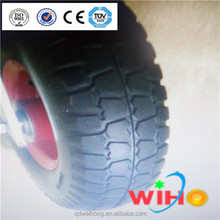 High Quality Wheel Barrow Solid Rubber Wheel