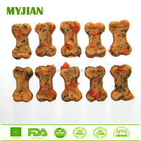 dry chicken and vegetable bones private label Pets and dogs Food and Treats snacks Factory