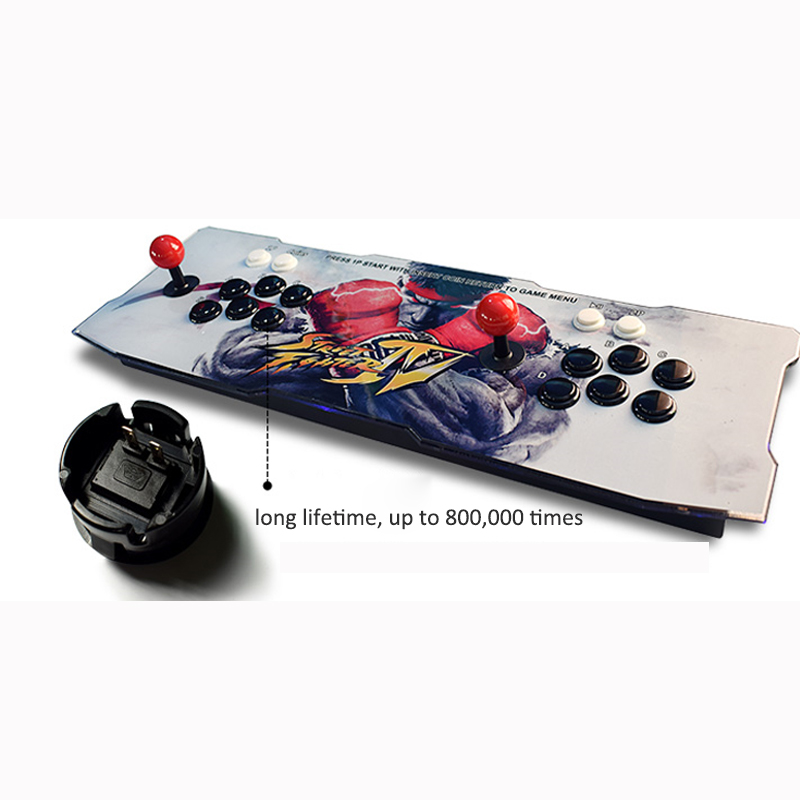HDMI/ VGA HD Output Indoor Arcade Joystick Video Game Console
