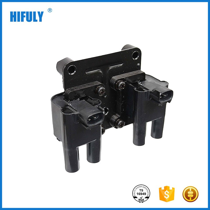 automotive parts Guaranteed Engine IGNITION COIL GM & DAEWOO:96453420 #DQ6211