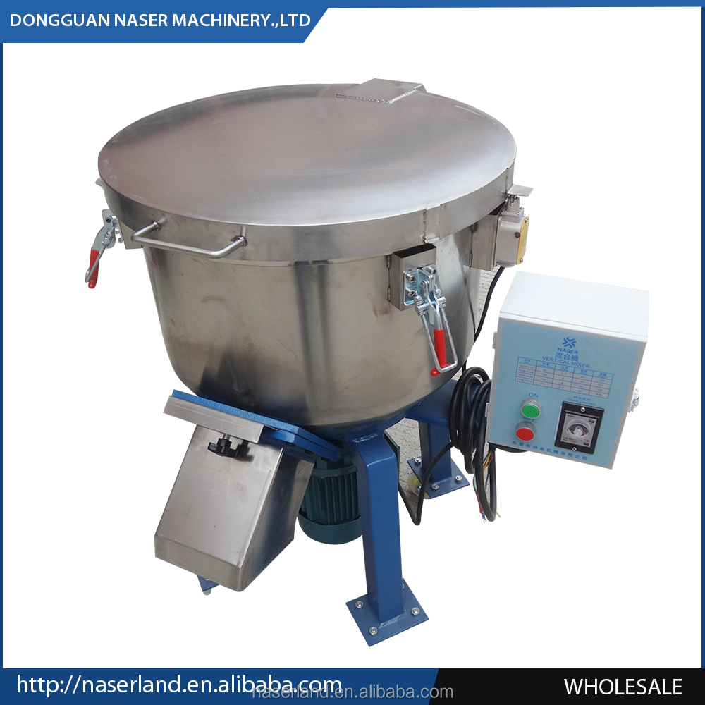 Good Quality Plastic Color Mixer For Injection Molding Machine with plastic color mixer