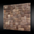 Royllent handmade coconut shell mosaic tiles for wall