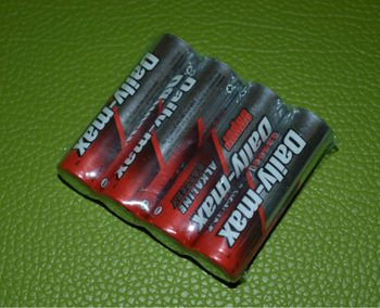 LR6 AA Super Alkaline Battery